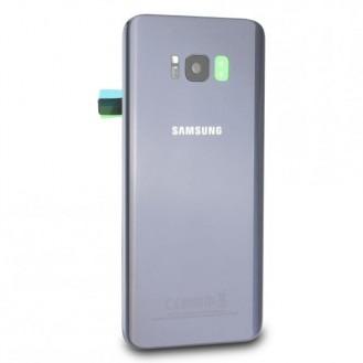More about Samsung Galaxy S8 Plus Akkudeckel, Orchideengrau