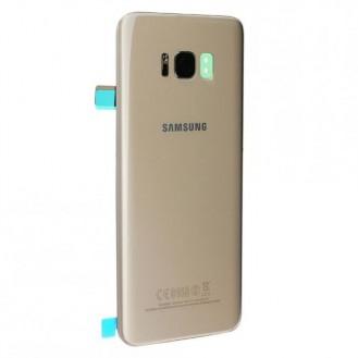 Samsung Galaxy S8 Plus Akkudeckel, Gold