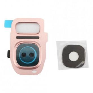 Samsung Galaxy S7 Edge Kamera Linse, Pink