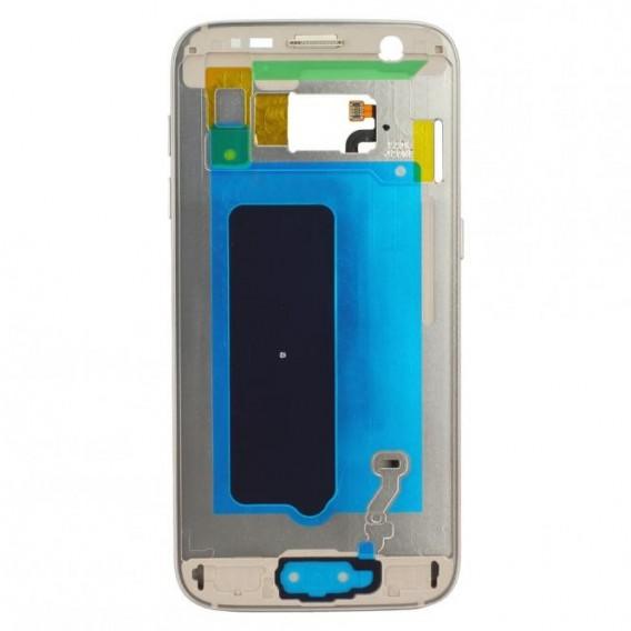 Samsung Galaxy S7 Mittelrahmen, Gold