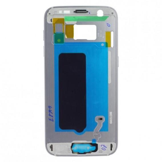 Samsung Galaxy S7 Mittelrahmen, Schwarz