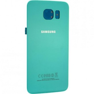 Samsung Galaxy S6 Akkudeckel, Blau