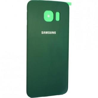 Samsung Galaxy S6 Edge Akkudeckel, Grün