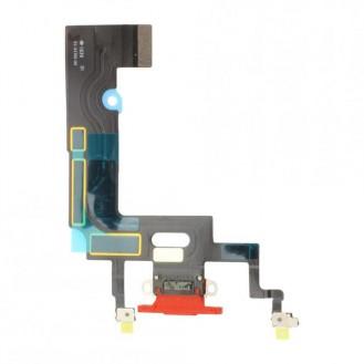 iPhone XR Dock Connector Flexkabel Rot