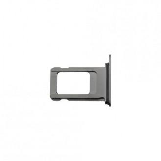 iPhone XR Sim Kartenhalter Schwarz A1984, A2105, A2106, A2107