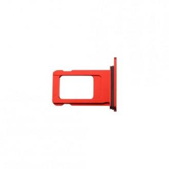 iPhone XR Sim Kartenhalter Rot A1984, A2105, A2106, A2107