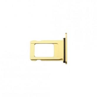 iPhone XR Sim Kartenhalter Gelb A1984, A2105, A2106, A2107