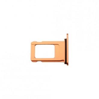 iPhone XR Sim Kartenhalter Koralle A1984, A2105, A2106, A2107