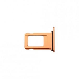iPhone XR Sim Kartenhalter Koralle