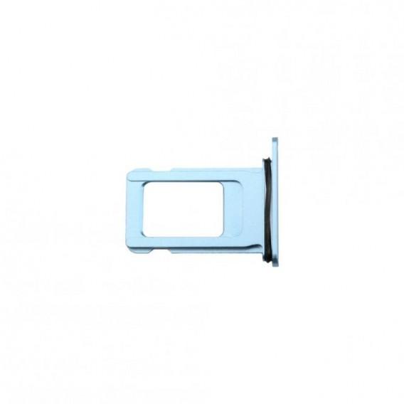iPhone XR Sim Kartenhalter Blau