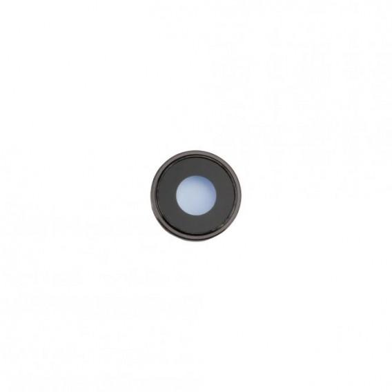 iPhone XR Kamera Linse mit Rahmen Schwarz