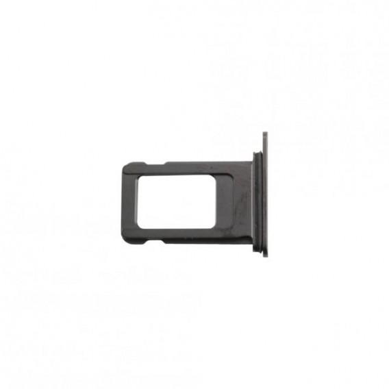 Sim Kartenhalter Schwarz kompatibel mit iPhone XS