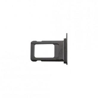 Sim Kartenhalter Schwarz kompatibel mit iPhone XS A1920, A2097, A2098, A2100