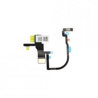 Power-(Ein/Aus)-tastenflex kompatibel mit iPhone XS