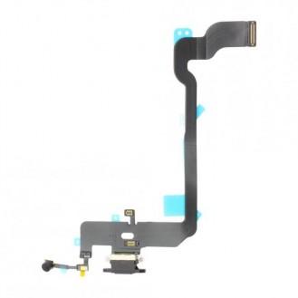 Dock Connector Flex kompatibel mit iPhone XS, Schwarz