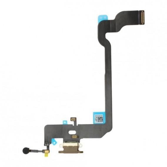 Dock Connector Flex Gold kompatibel mit iPhone XS
