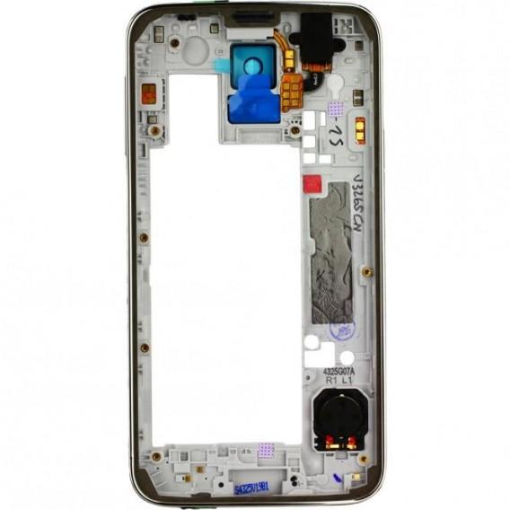 Samsung Galaxy S5 Mittelrahmen, Schwarz
