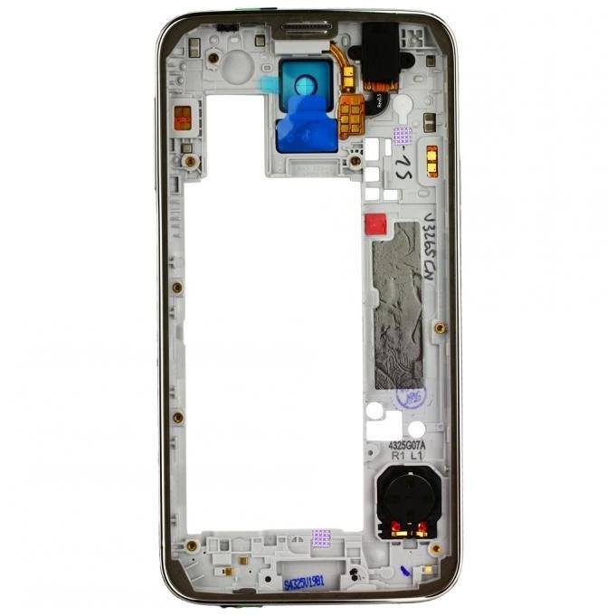 Samsung Galaxy S5 Mittelrahmen, Weiss