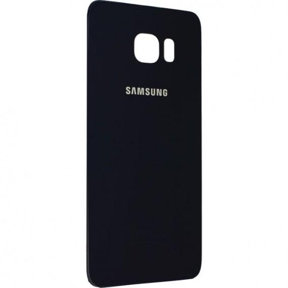 Samsung Galaxy S6 Edge Plus Akkudeckel, Dunkelblau