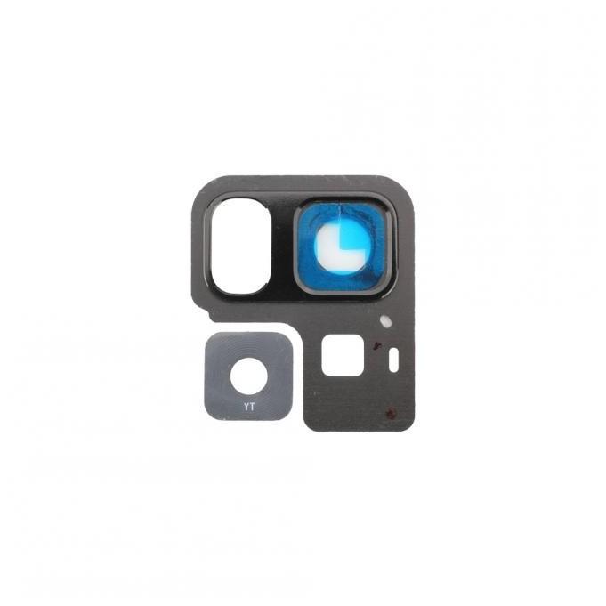 Kamera Linse Schwarz kompatibel mit Samsung Galaxy A8 2018