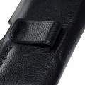 Aslant Lederschutzhülle für iPhone X / XS / 11 Pro Rustikal