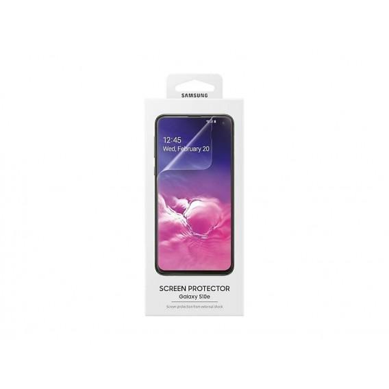 2er Set Displayschutzfolie für Samsung ET-FG970 Galaxy S10e