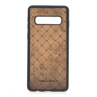 Bouletta Echt Leder Flex Cover S10 Braun