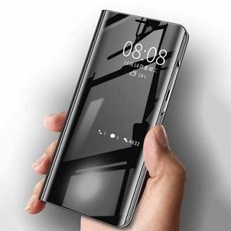 Samsung Galaxy S10 Spiegel Case Schwarz