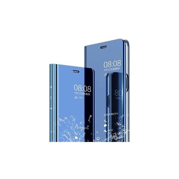 Samsung Galaxy S10 Spiegel Case Blau