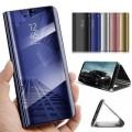 Samsung Galaxy S10 Plus Spiegel Case Schwarz