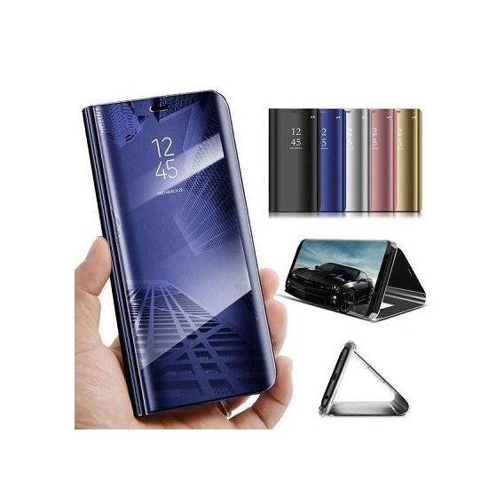 Samsung Galaxy S10e Spiegel Case Schwarz