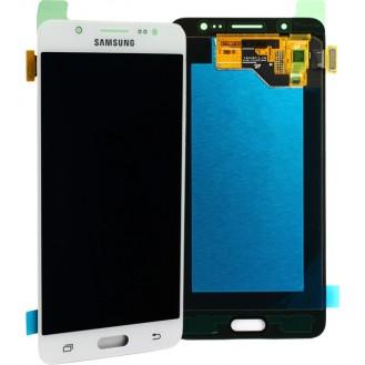 Samsung Galaxy J5 2016 LCD Touch Einheit Weiss