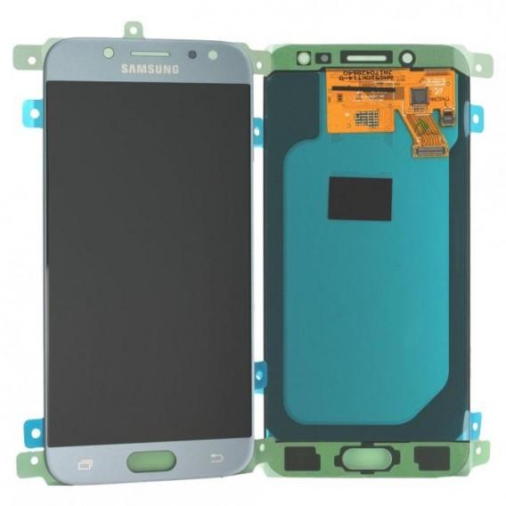 Samsung Galaxy J5 2017 LCD + Touch Einheit Silber