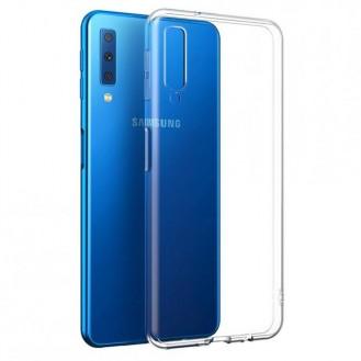PT line TPU Schutzhülle für Samsung A7 2018 Transparent