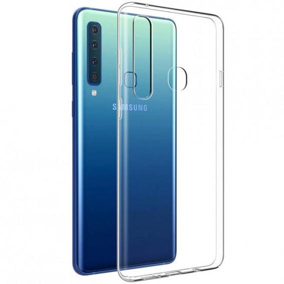 PT line TPU Schutzhülle Transparent für Samsung A9 2018