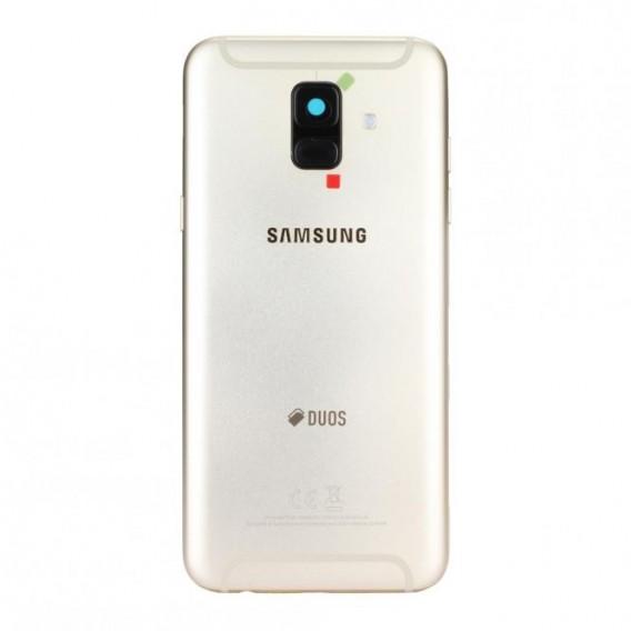 Samsung Galaxy A6 2018 A600 Akkudeckel Gold