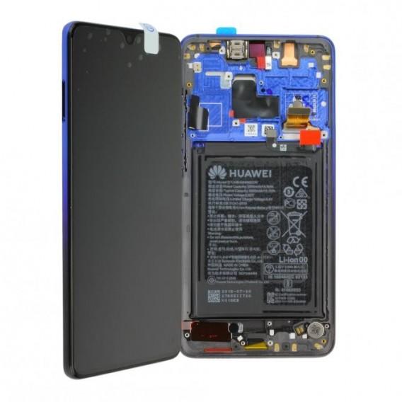 Huawei Mate 20 LCD Einheit mit Displayrahmen inkl. Akku
