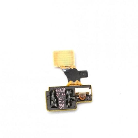 Proximity Licht Sensor Flex kompatibel mit Huawei Mate 20 X