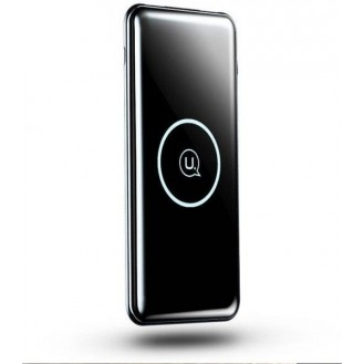 USAMS Qi Wireless-Ladegerät 10000mAh Dual-USB-Power-Bank
