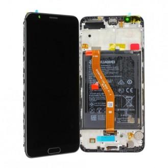 Huawei Honor View 10 LCD Einheit, inkl. Akku , Schwarz