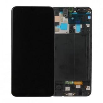 Samsung Galaxy A50 A505F LCD + Touch Einheit, Schwarz