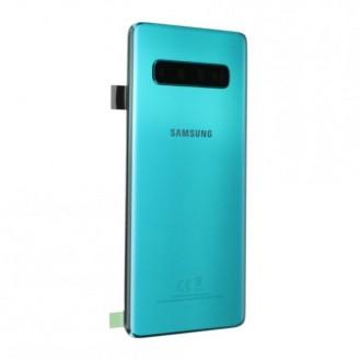Samsung Galaxy S10 G973F Akkudeckel, Prism Green