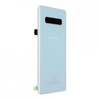 Samsung Galaxy S10+ G975F Akkudeckel, Prism White