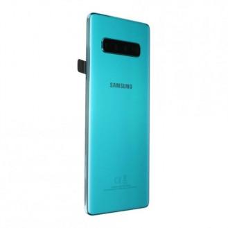 Samsung Galaxy S10+ G975F Akkudeckel, Prism Green
