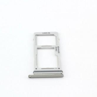 Samsung Galaxy S10e G970F SIM / Dual-SIM / SD-Karten Tray Prism White (Weiß)