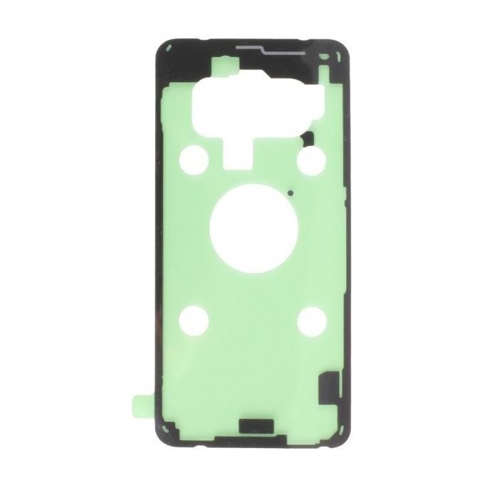 Akkudeckel Klebestreifen Sticker kompatibel mit Samsung Galaxy S10e SM-G970
