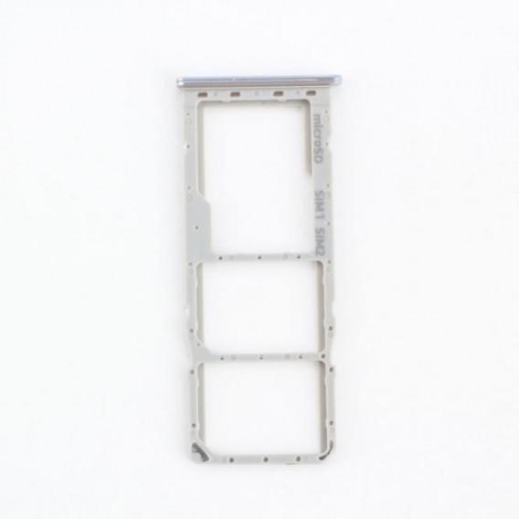 Samsung Galaxy A50 A505F SIM Kartenhalter Weiss