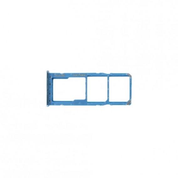 Samsung Galaxy A50 A505F SIM Kartenhalter Blau