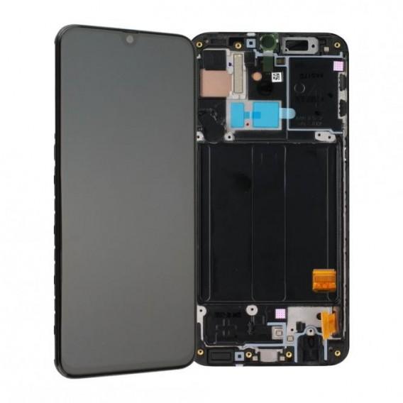 Samsung Galaxy A40 A405 LCD Display, Schwarz