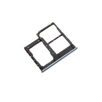 Samsung Galaxy A50 A505F SIM Kartenhalter Schwarz